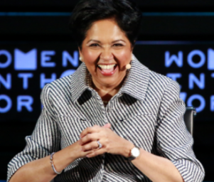 Indra Nooyo, CEO PepsiCo