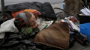 Thousands of homeless. Yet CA reps. still put illegals first.