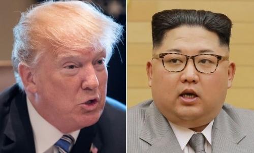Trump-Kim-Jong-Un