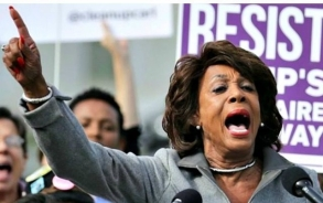 Maxine-Waters-Chip-SomodevillaAFPGetty-640x480