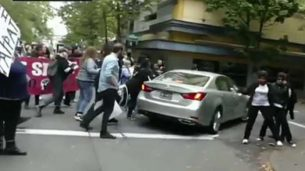 portland-antifa-protesters-caught-on-video-bullying-elderly-motorist-woman-in-wheelchair-696x392
